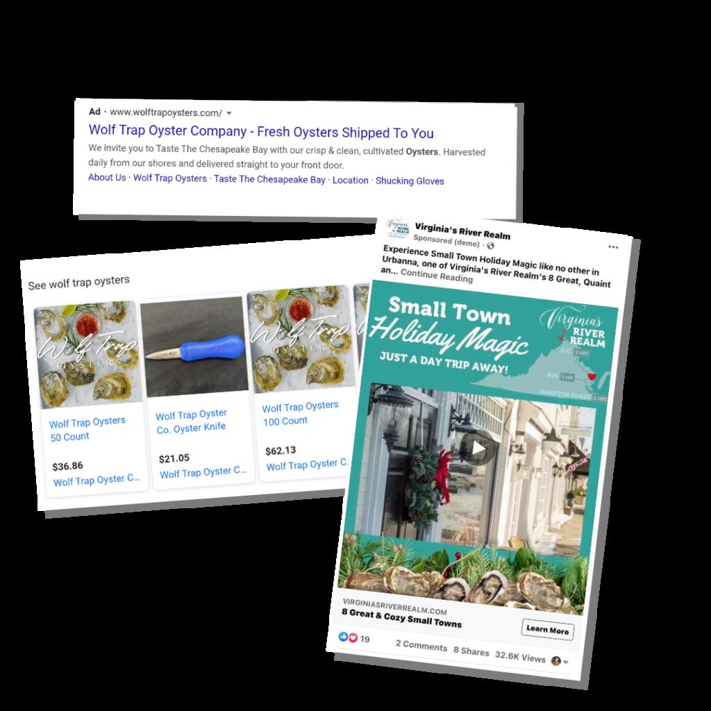 Digital Advertising & Social Media Campaigns