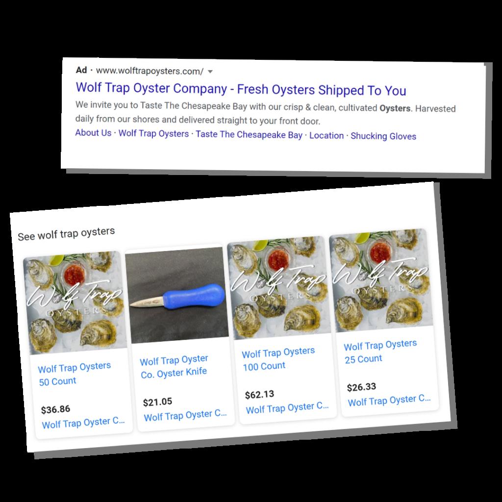 Google Shopping Ads & Adwords | Mathews Virginia