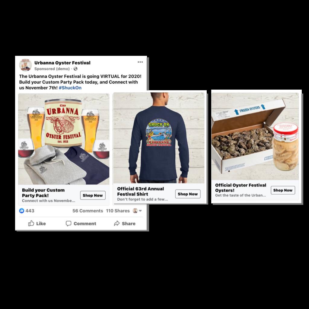 Social Media Ad Campaigns Urbanna Virginia